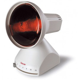 Lampe infra-rouge avec minuterie
