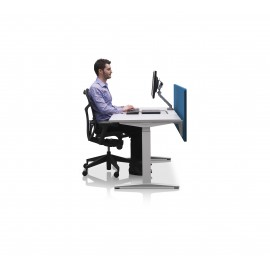Bureau ssis debout RATIO single Herman Miller
