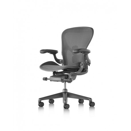 Aeron Remastered Carbon de Herman Miller à configurer