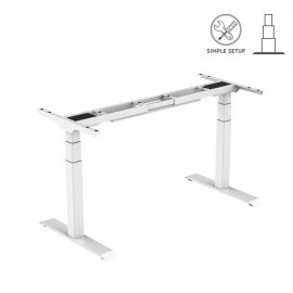 Structure assis debout Fast-Up Desk