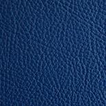 Cuir semi aniline bleu