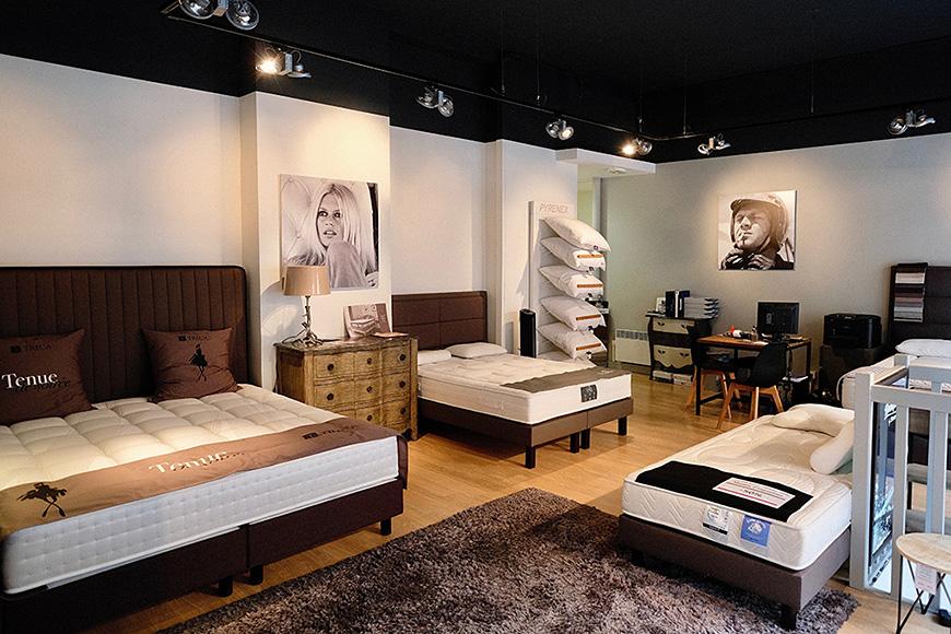 magasin de la literie interesting magasin literie magasin literie with magasin de la literie. Black Bedroom Furniture Sets. Home Design Ideas