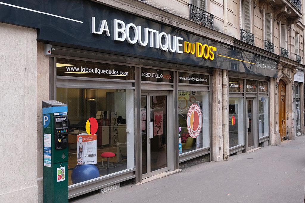 La Boutique du Dos Paris